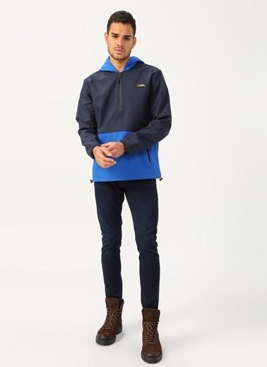 National Geographic Sweatshirt Lacivert